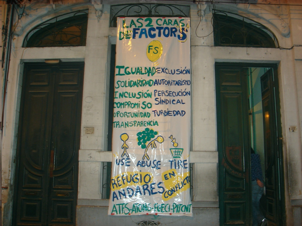 ATFS - Decoracion exterior