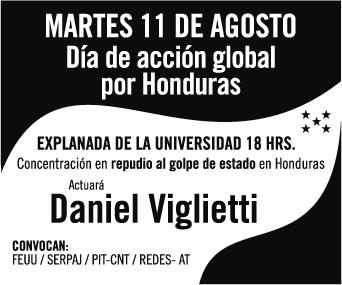 Honduras Explanada