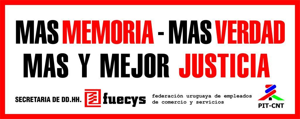 FUECYS - Junio 2013 - Pegotín DDHH (VER)
